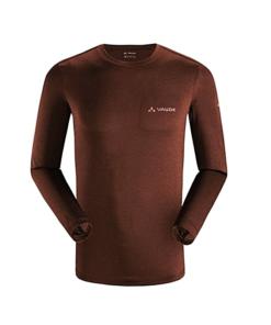 Vaude Cherry Wood Duri Re Long Sleeves T-Shirt For Men (1718209)